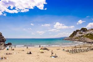 Small Beach Salou